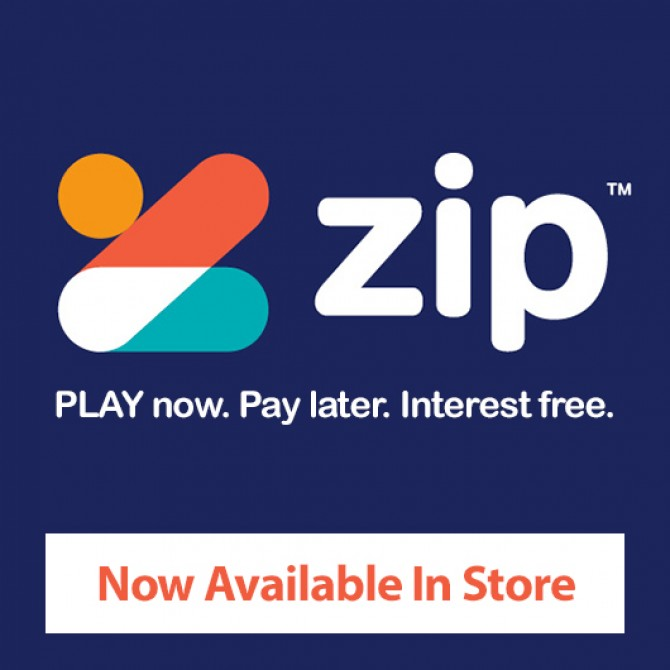 Zip Pay available in stores!