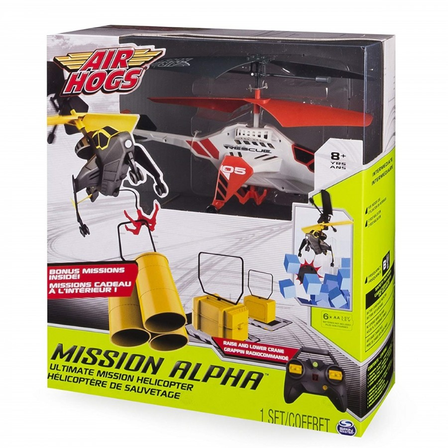 Air Hogs Mission Alpha Helicopter