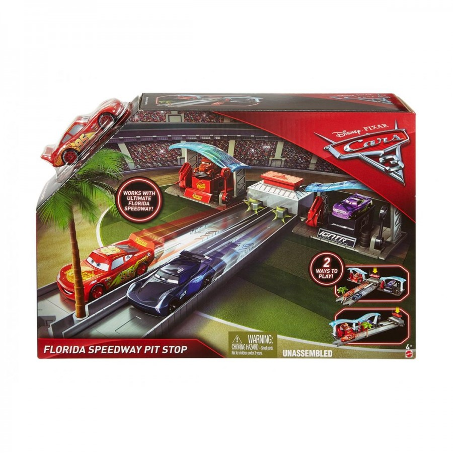 Cars Transforming Story Playset Assorted