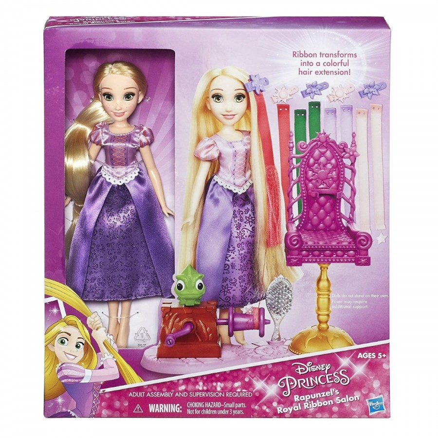 Disney Princess Royal Ribbon Salon Assorted
