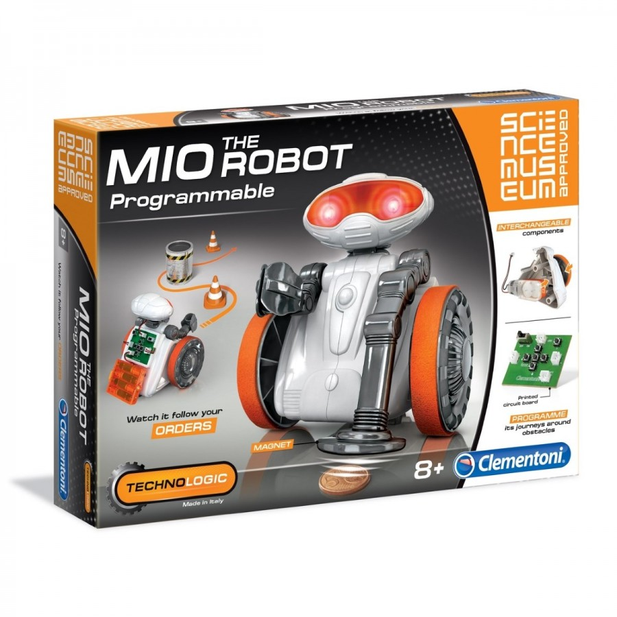 Clementoni Mio The Robot Kit