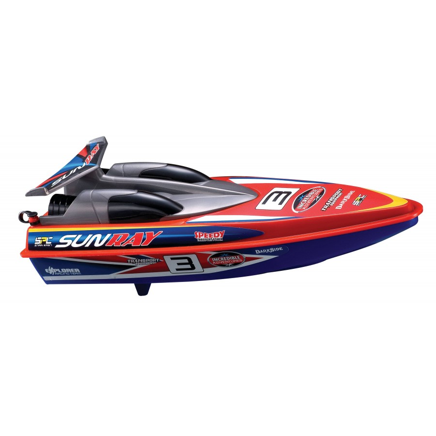 Eztec Radio Control Sunray Speed Boat