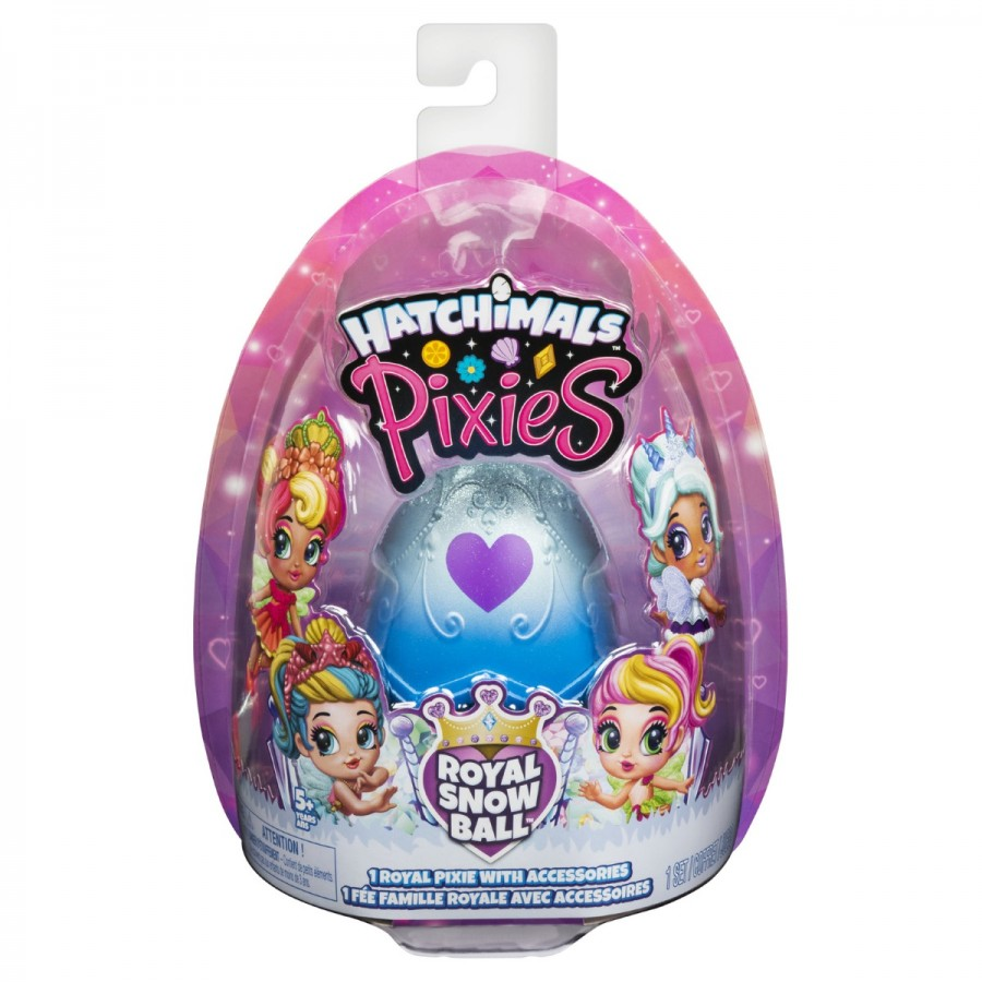 Hatchimals Colleggtibles Pixies Royal Assorted