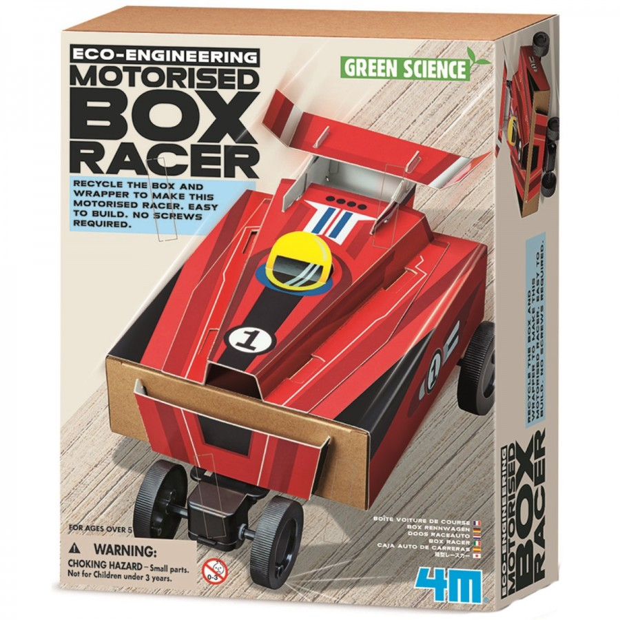 Eco Engineering Motorised Box Racer