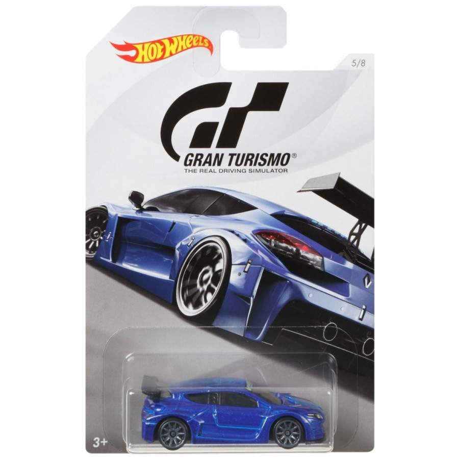 Hot Wheels Gran Turismo Assorted