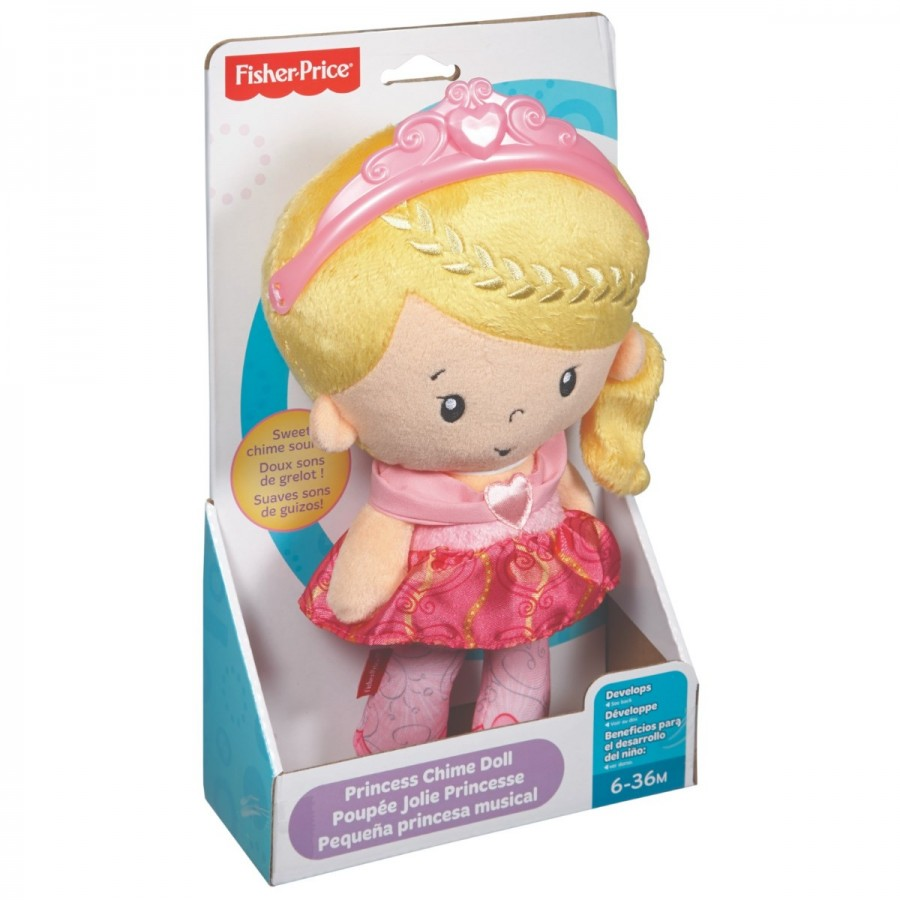 Fisher Price Princess Doll