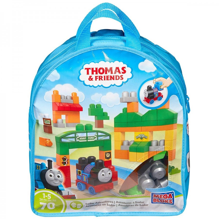 Mega Bloks Thomas Sodor Adventures