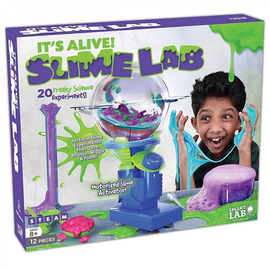 Smart Lab Its Alive Slime Lab
