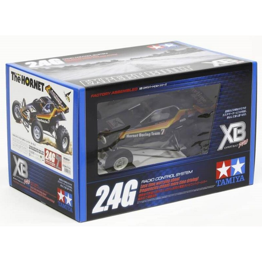 Tamiya RC XB The Hornet With Battery & Charger