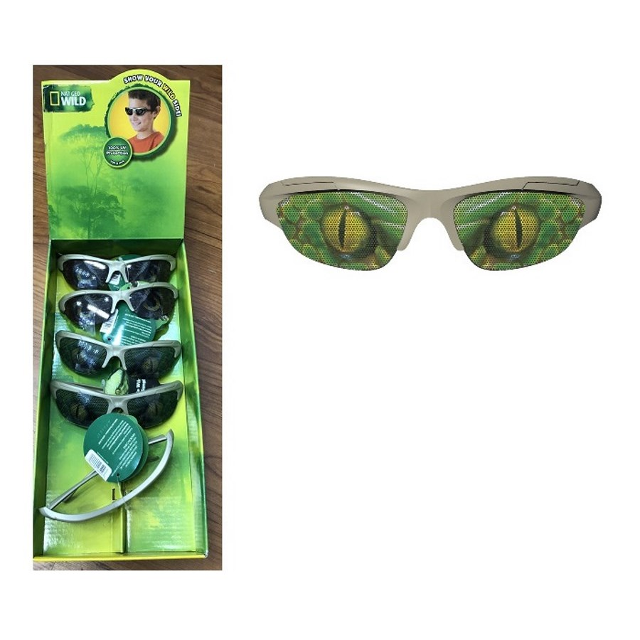 Nat Geo Wild Sunglasses Assorted