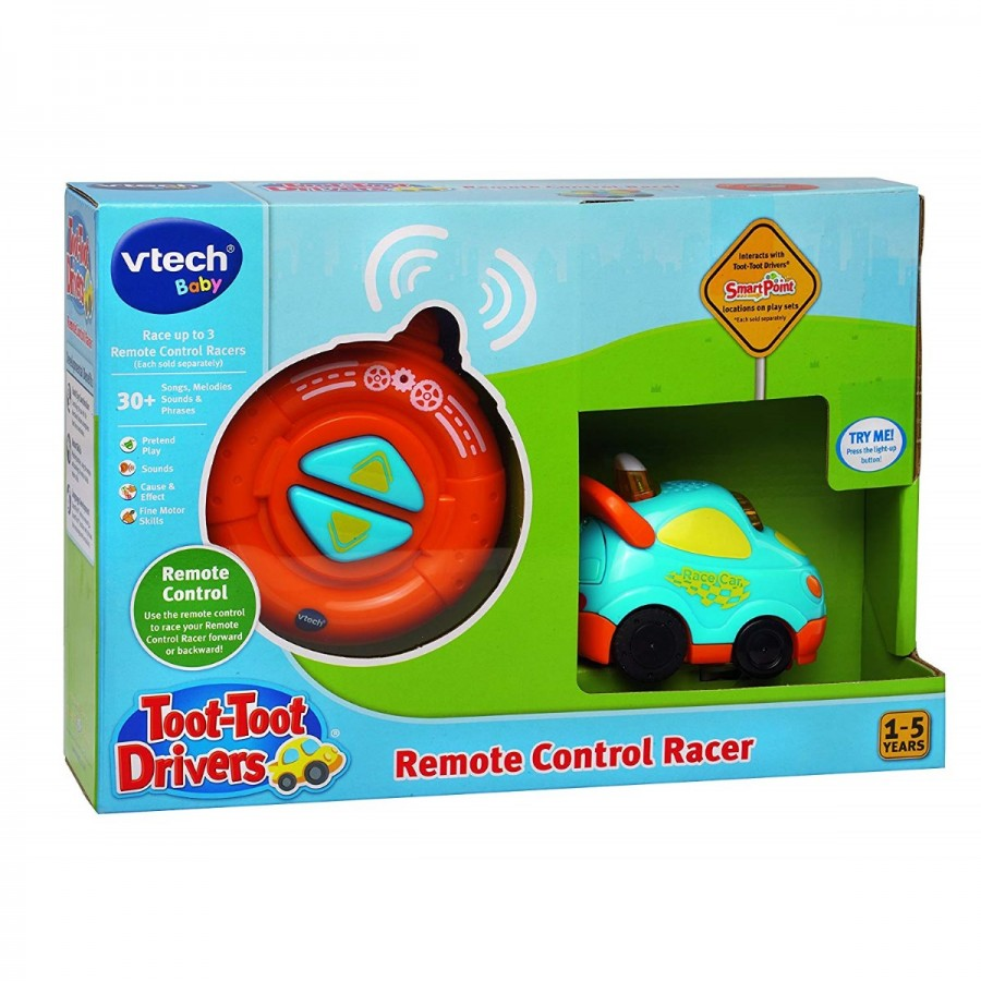 VTech Toot Toot RC Car