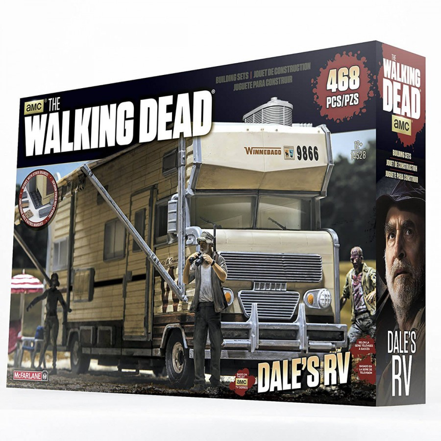 The Walking Dead Build Set Dales RV