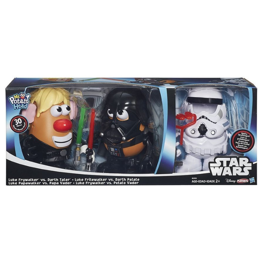 Star Wars Potato Head 3 Pack