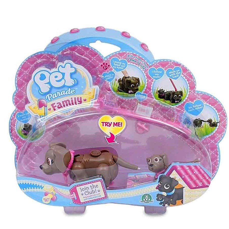 Pet Parade Family Mom & Baby Assorted