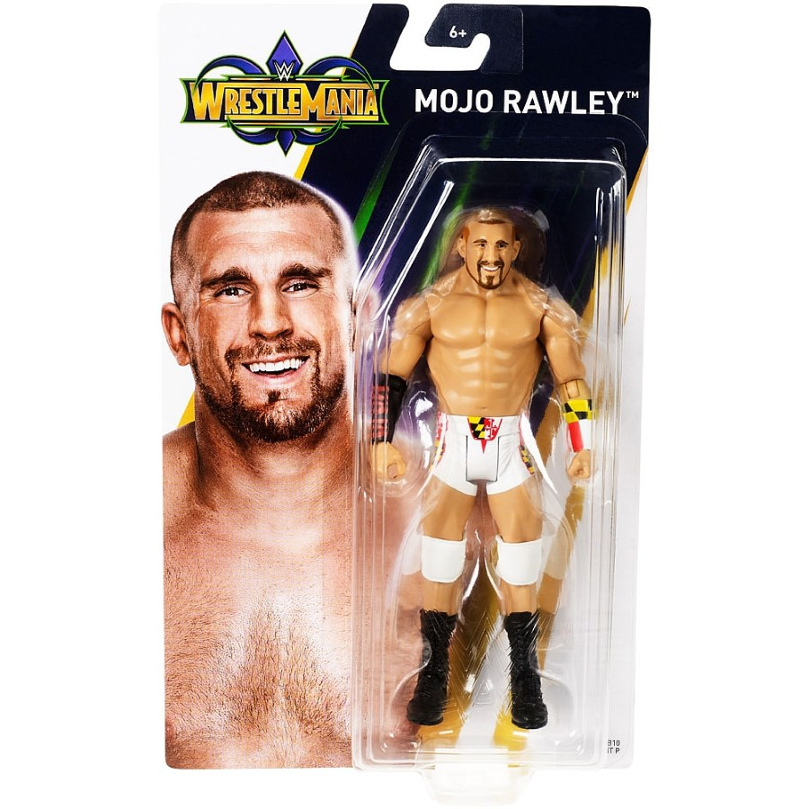 WWE Wrestle Mania Action Figure Assorted