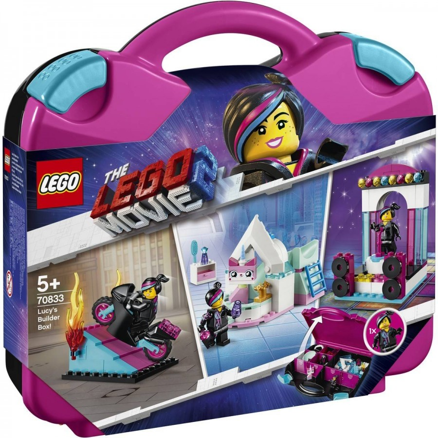 LEGO Movie 2 Lucys Builder Box