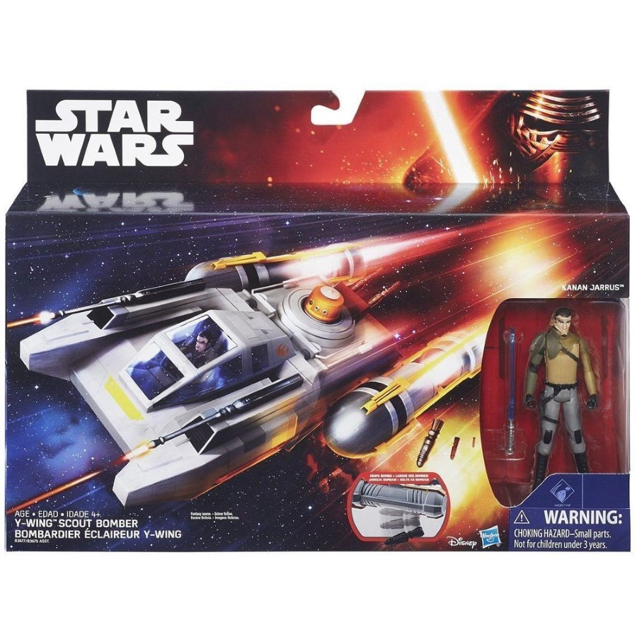 Star Wars VII Class I Deluxe Vehicle Assorted