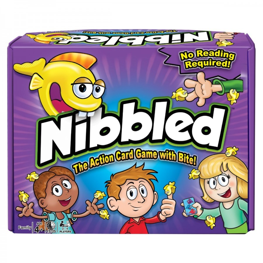 Nibbled Card Game