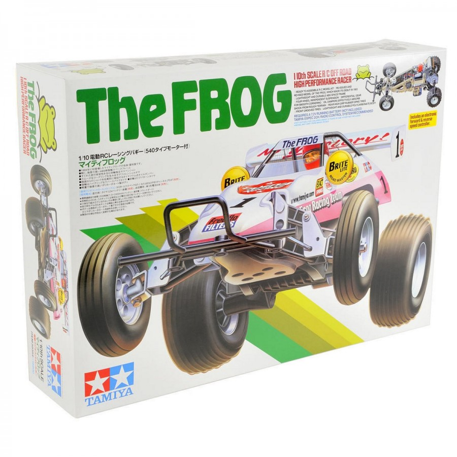 Tamiya RC Kit The Frog