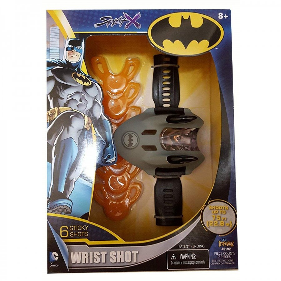 Batman Splat X Wrist Shot